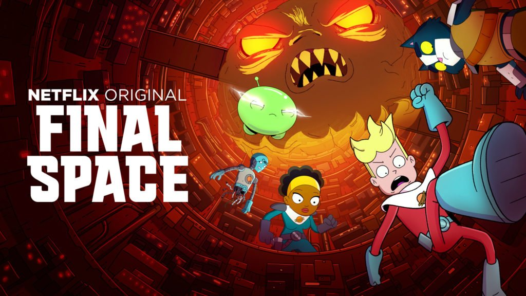 Final Space Billboard