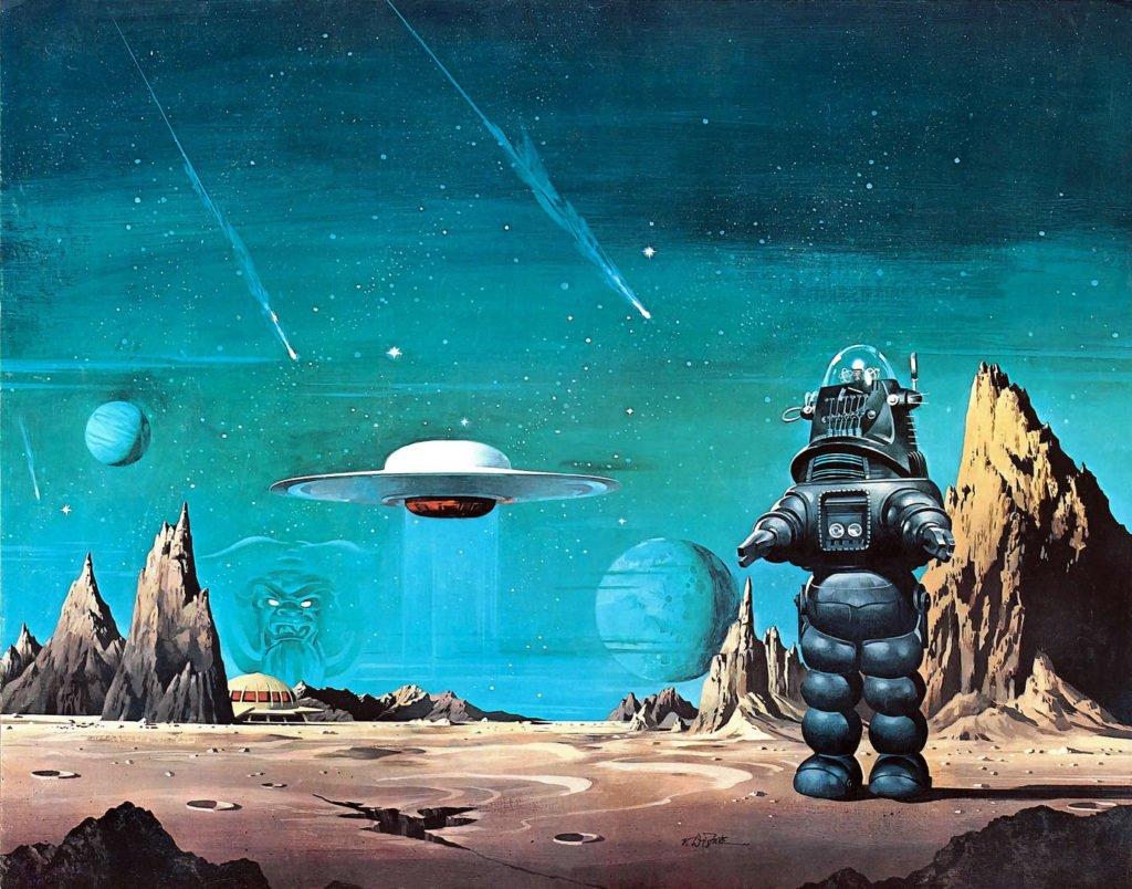 Fanzines de Ciencia Ficción Forbidden Planet