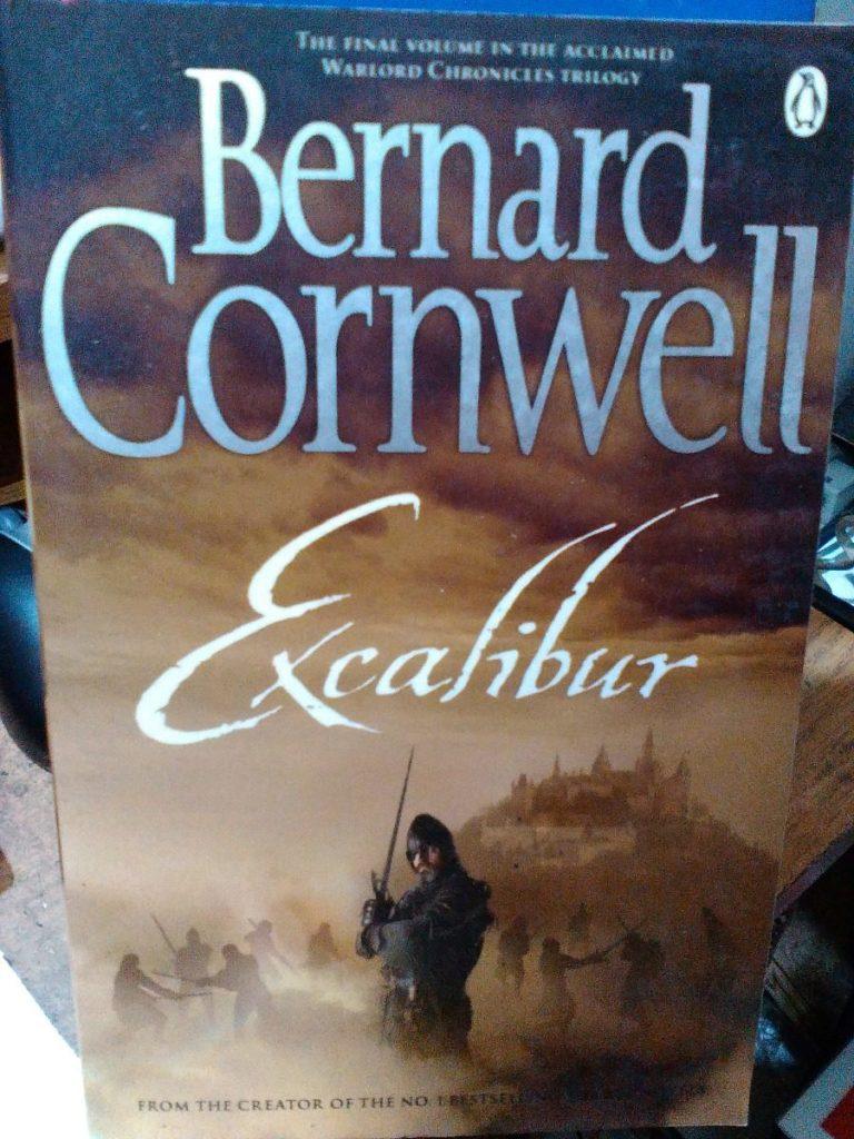Las Crónicas del Señor de la Guerra Excalibur