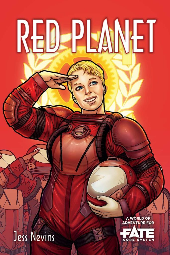 Red Planet FATE