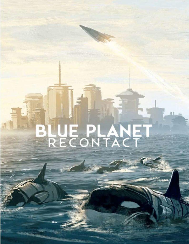 Blue Planet recontact Libro