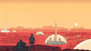 Surviving Mars Concepto