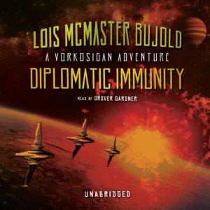 Inmunidad Diplomática por Lois McMaster Bujold