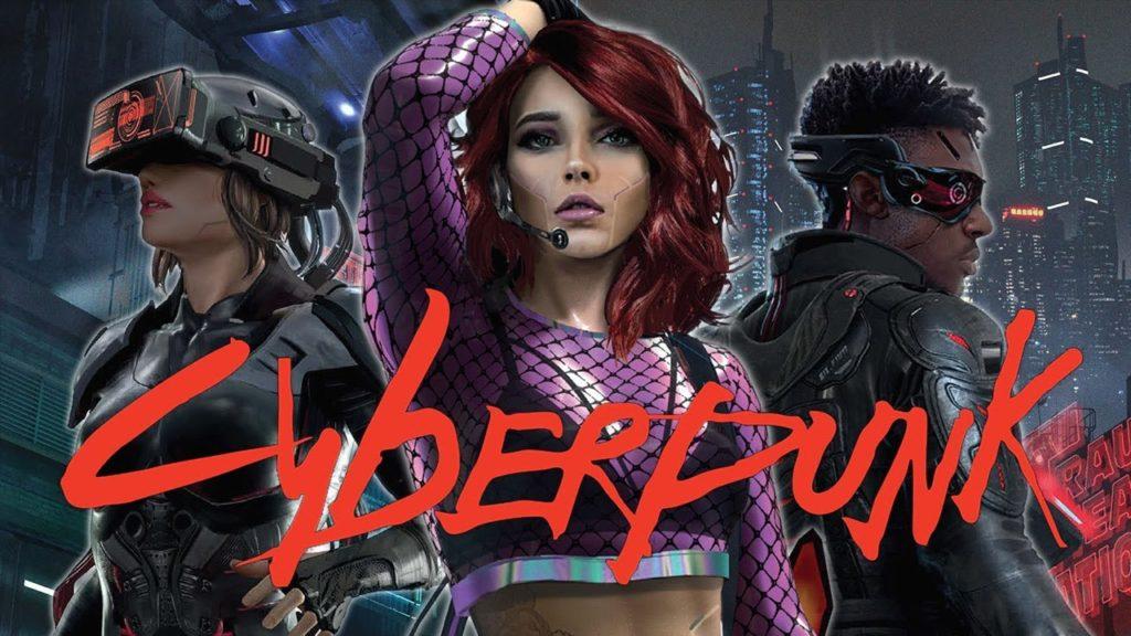 Cyberpunk Red Personajes