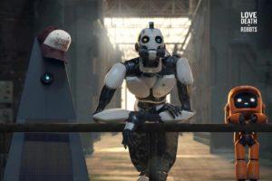 Amor Muerte + Robots