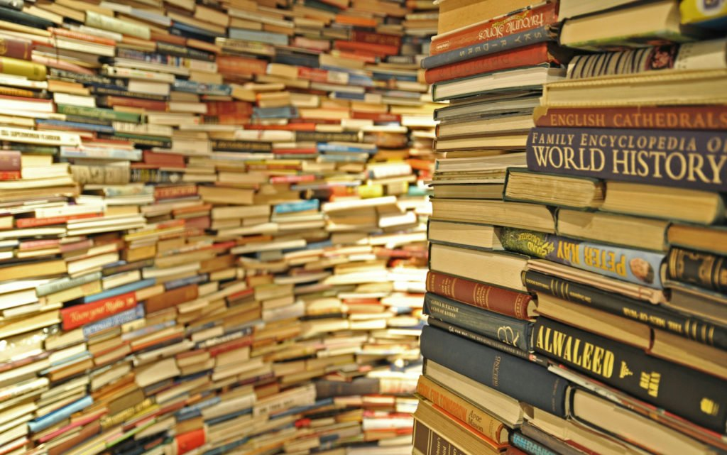 Libros en Boukker