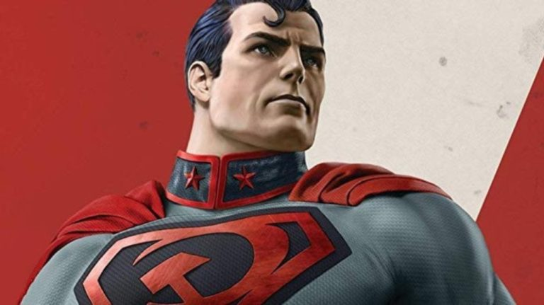 Superman Red Son, La versión animada