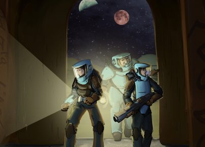 Ghost Planets Portada