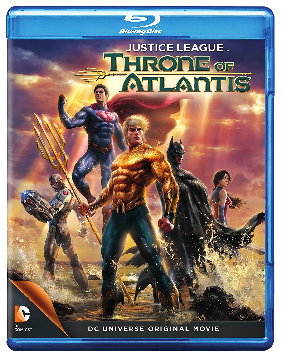 Throne of Atlantis