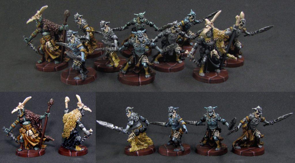 Massive Darkness Enemigos