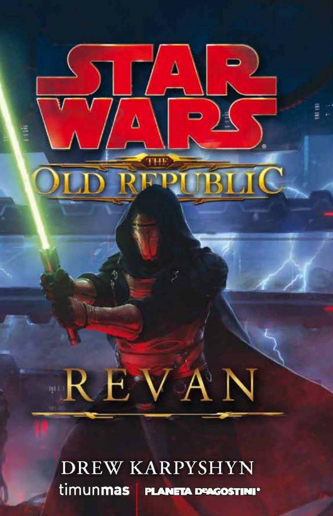 Revan Old Republic por Drew Karpyshyn