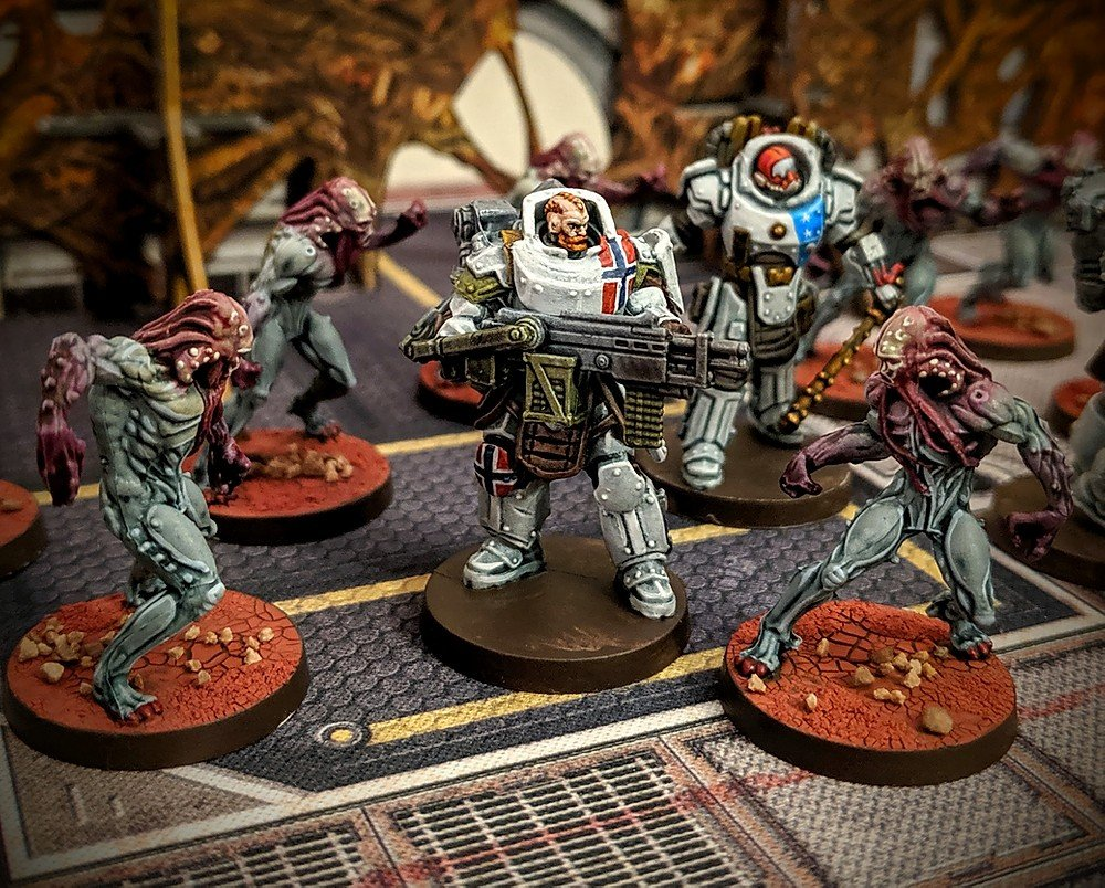 Zombicide Invader Combate