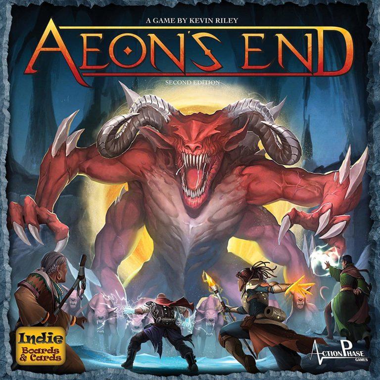 Aeon's End portada