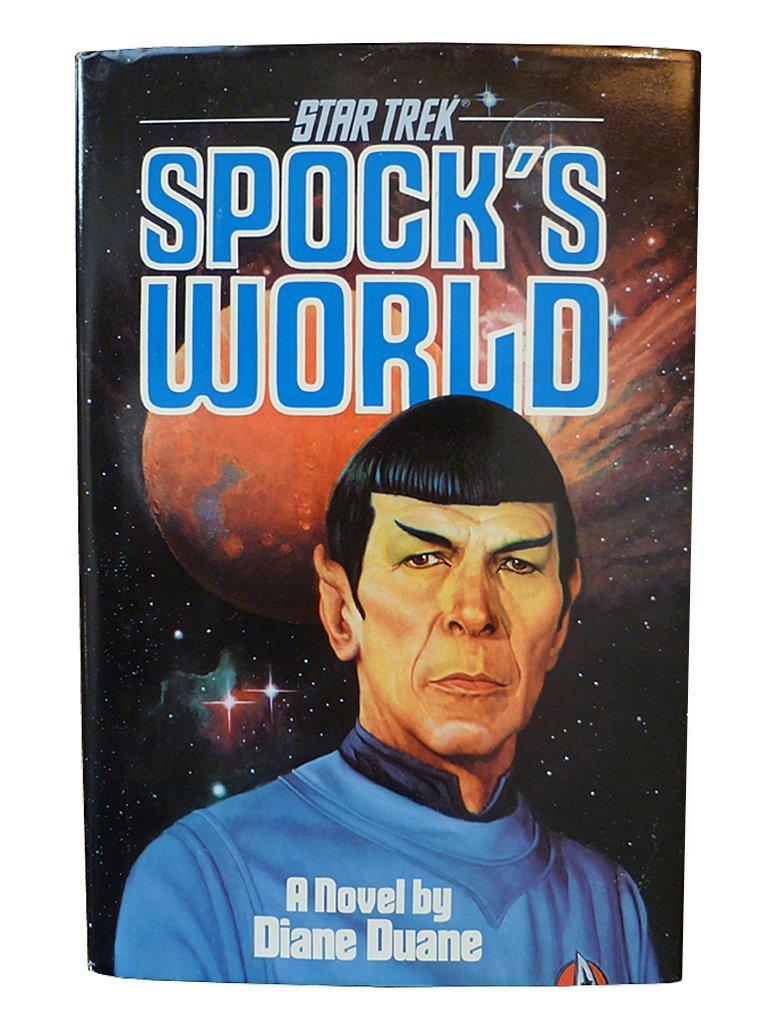Spock's World Diane Duane