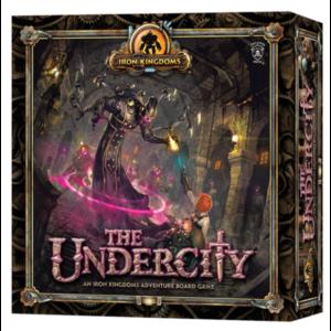 The Undercity Iron Kingdoms
