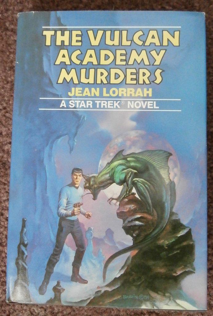 The Vulcan Academy Murders Jean Lorrah