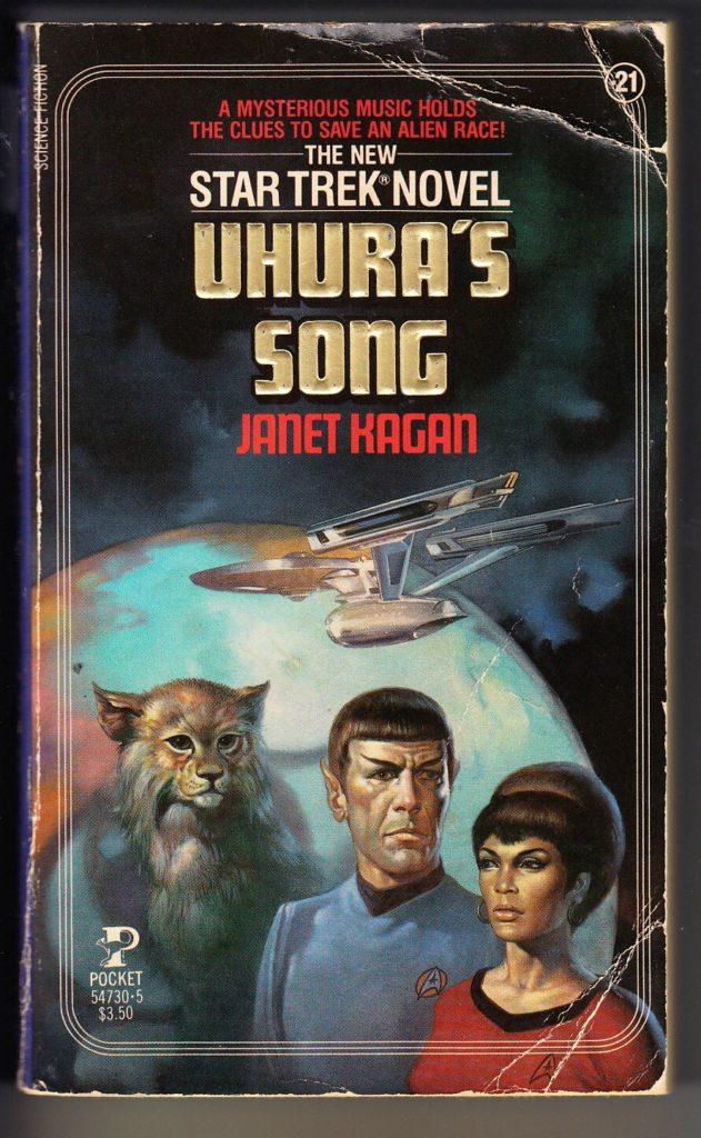 Uhura's Song Janet Kagan