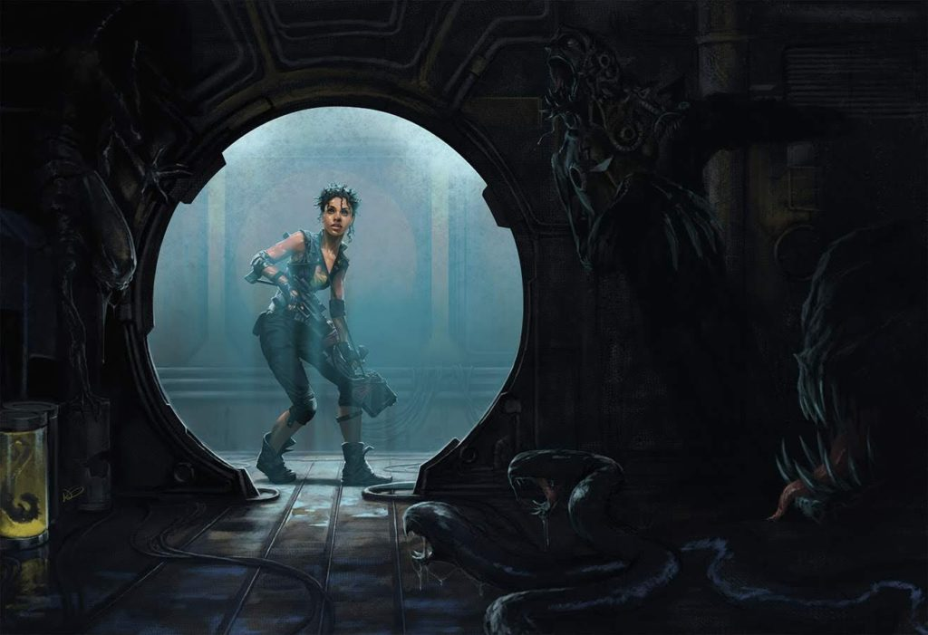 Ultramodern5 Redux portal por Nick Greenwood