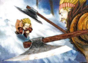 Vinland Saga Portada