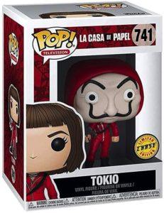 Funko Pop La Casa de Papel tokyo