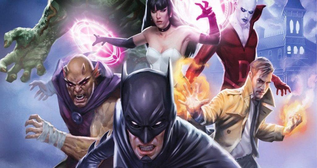 Justice League Dark portada