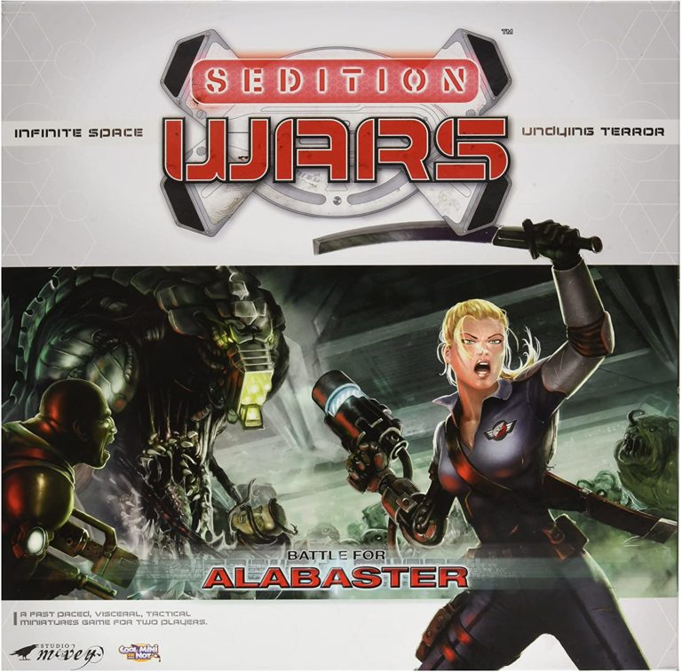 Sedition Wars portada