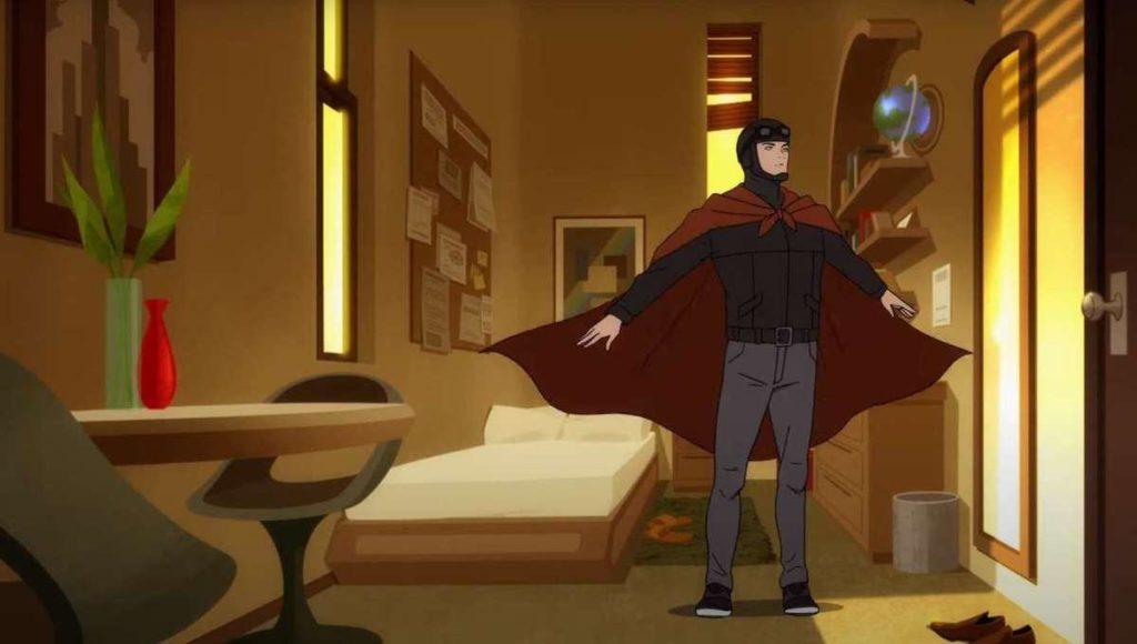 Superman en sus inicios