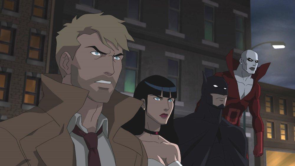 Justice League Dark Personajes