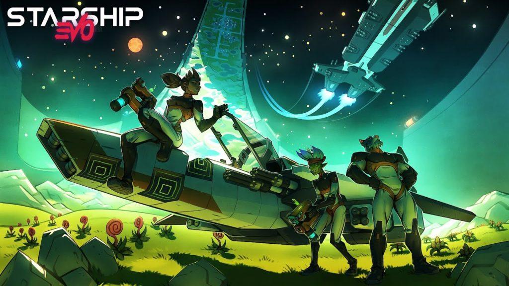 Starship EVO Portada