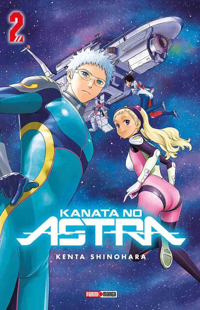 Kanata No Astra manga