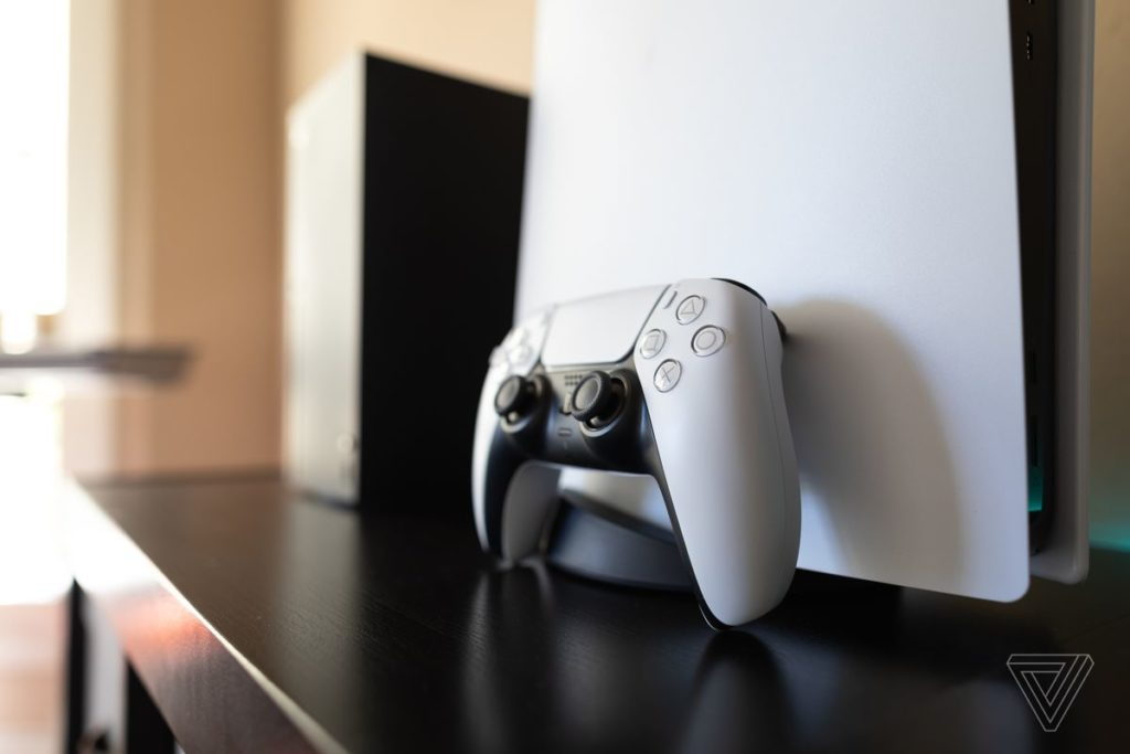PS5 y Dualsense