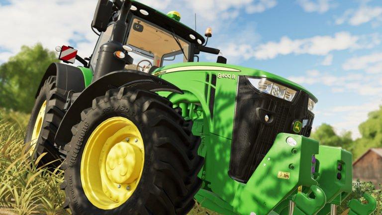 Tractor John Deere para Farming Simulator 2019