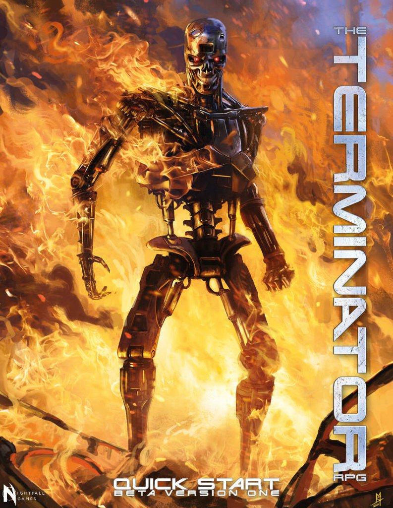 El Juego de Rol de The Terminator