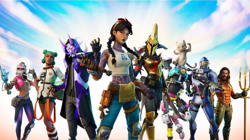 Fortnite Personajes