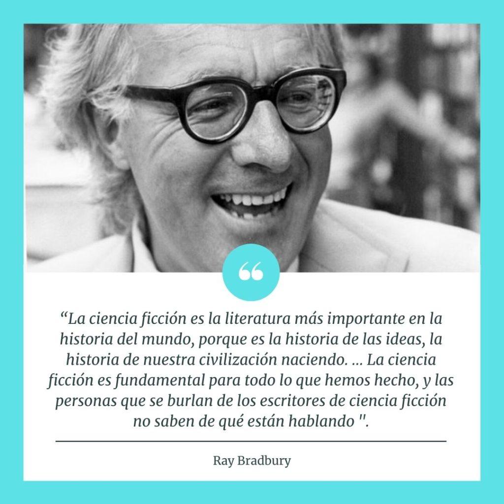 Ray Bradbury Cita