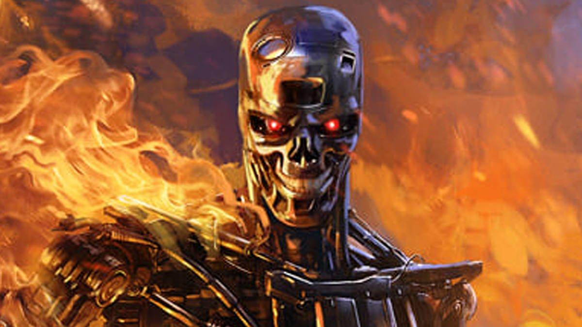The Terminator El Juego de Rol