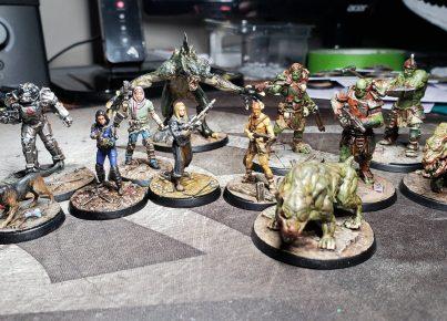Fallout Wasteland Warfare Starter Set