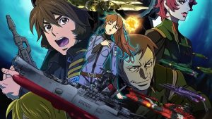 Space Battleship Yamato 2199 Wallpaper