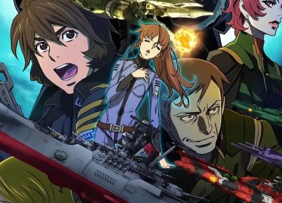 Space Battleship Yamato 2199 Wallpaper