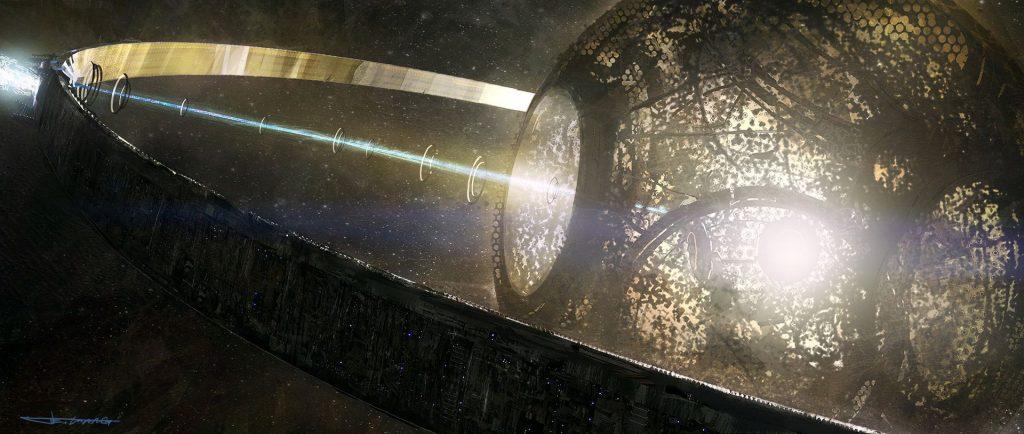 Construir una Esfera de Dyson