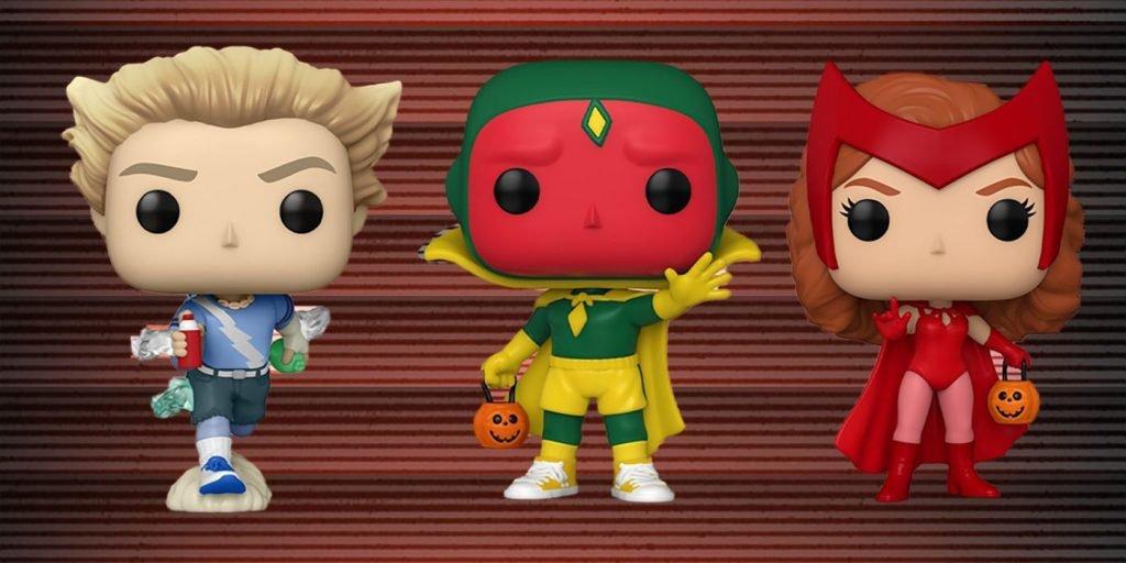 Quicksilver-Vision-Scarlet-Witch-Classic-Costume-Funko-Pops