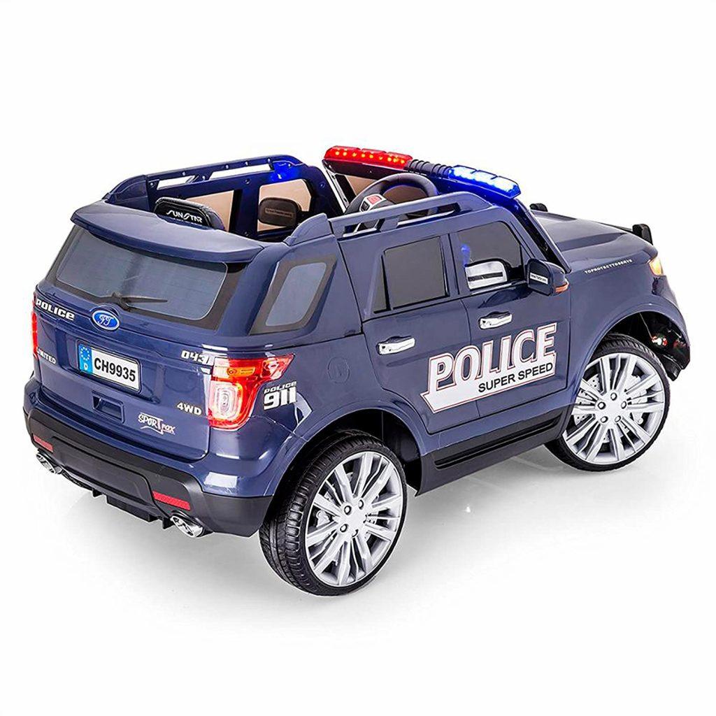 Babycoches policía