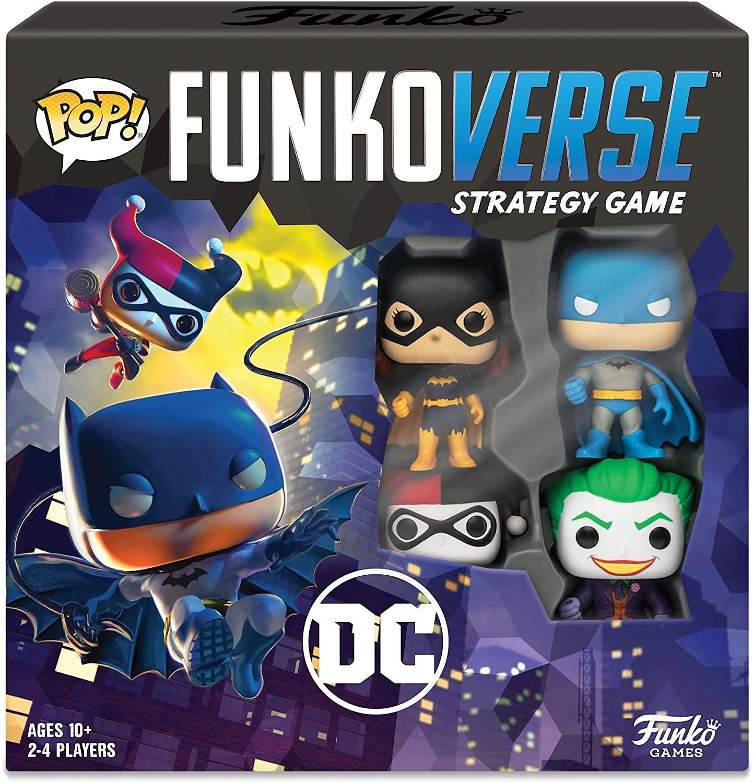 Funkoverse DC