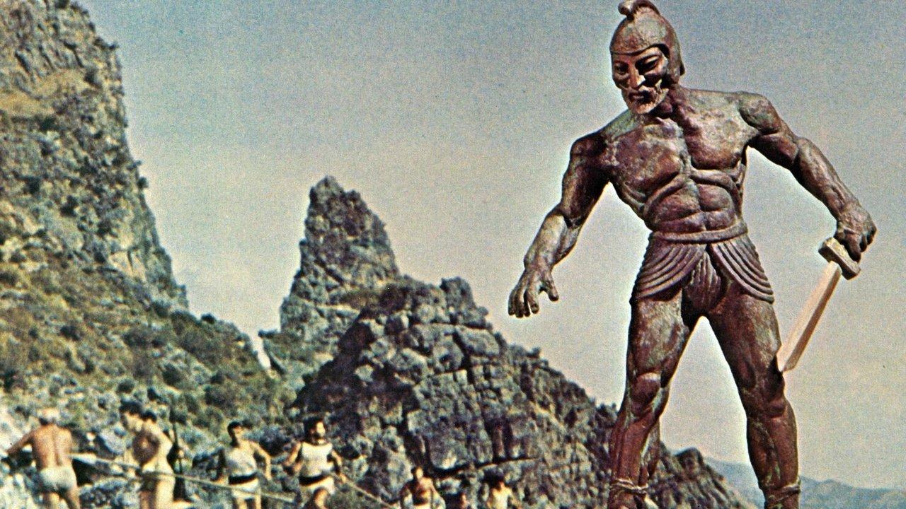 Jason y los Argonautas mejorado con IA
