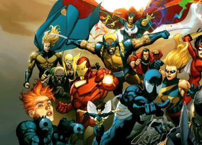 Marvel Personajes