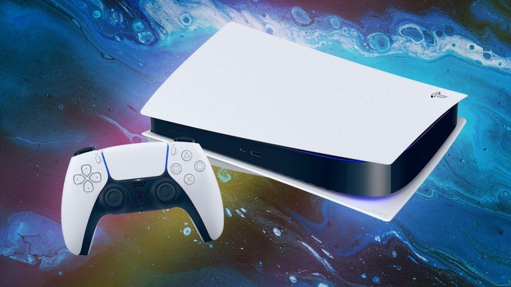 PS5 consola controlador