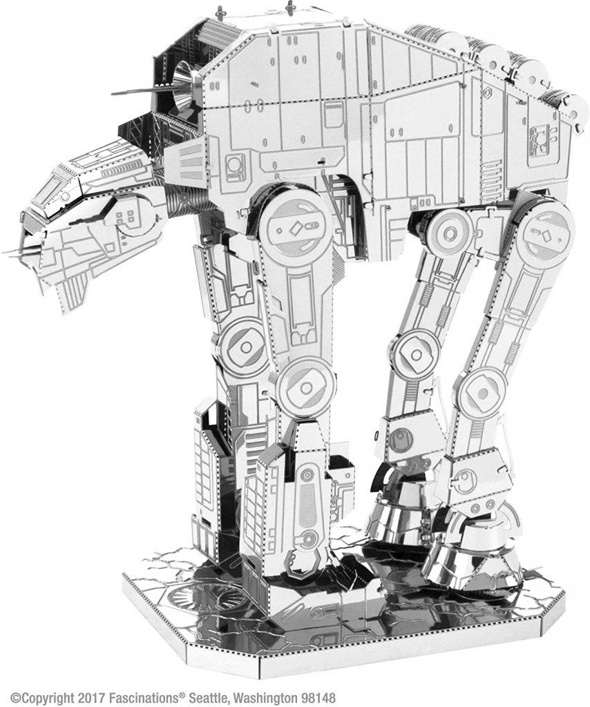 Star Wars AT AT Puzzle 3d