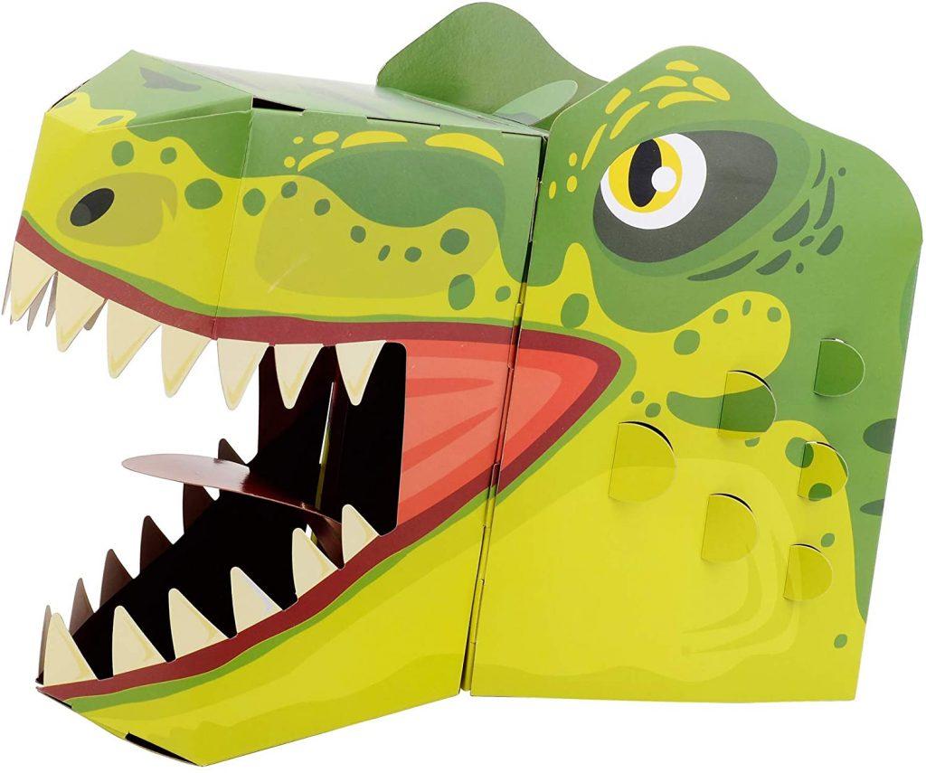 T Rex 3D Card Craft