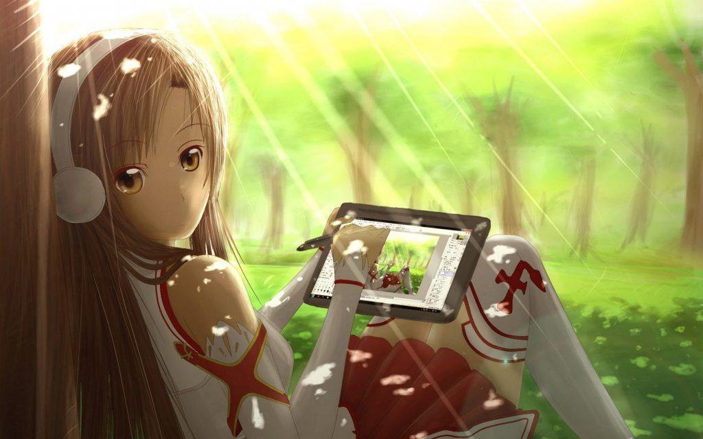 tablets Samsung para ver Anime