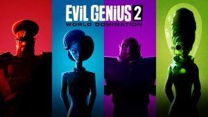 Evil Genius Poster